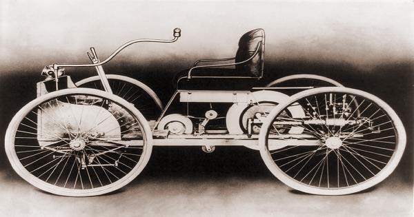 El primer coche de la historia1