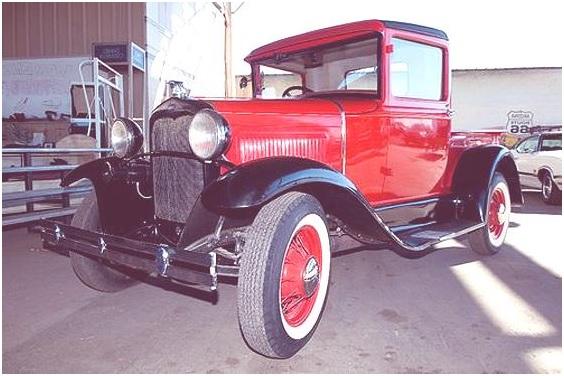 pickup history